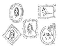 Anna Sui 2010