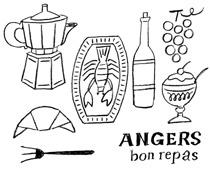 Angers Bon repas